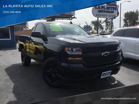 2017 Chevrolet Silverado 1500 for sale at 2955 FIRESTONE BLVD in South Gate CA