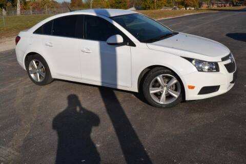 2014 Chevrolet Cruze for sale at GLADSTONE AUTO SALES    GUARANTEED CREDIT APPROVAL in Gladstone MO