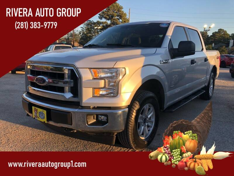 2017 Ford F-150 for sale at Rivera Auto Group in Spring TX