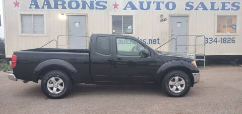 2010 Nissan Frontier for sale at Aaron's Auto Sales in Corpus Christi TX