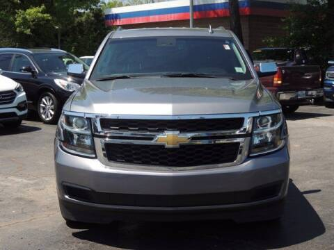 2020 Chevrolet Tahoe for sale at Auto Finance of Raleigh in Raleigh NC