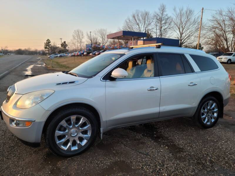 2012 Buick Enclave for sale at QUICK SALE AUTO in Mineola TX