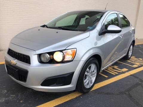 2014 Chevrolet Sonic for sale at Carland Auto Sales INC. in Portsmouth VA