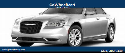 2017 Chrysler 300 for sale at GoWheelMart in Leesville LA