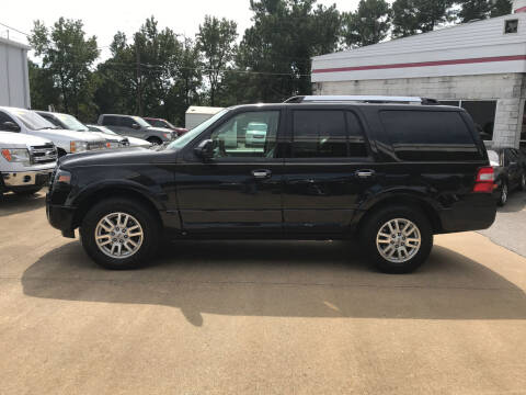 2013 Ford Expedition for sale at Northwood Auto Sales in Northport AL