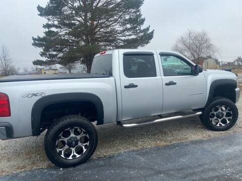 2013 Chevrolet Silverado 1500 for sale at EAGLE ONE AUTO SALES in Leesburg OH