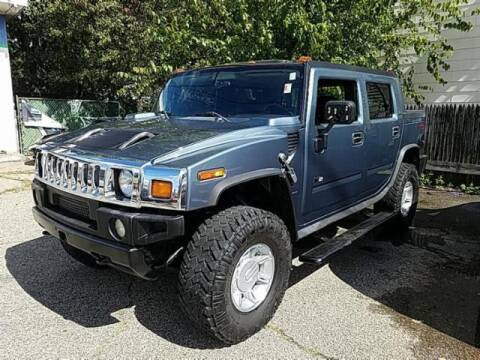 2005 HUMMER H2 SUT for sale at White River Auto Sales in New Rochelle NY