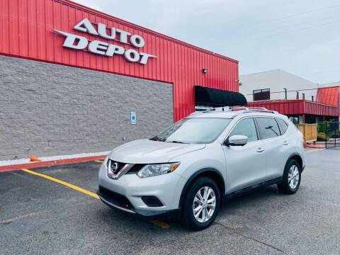 2015 Nissan Rogue for sale at Auto Depot - Nashville in Nashville TN