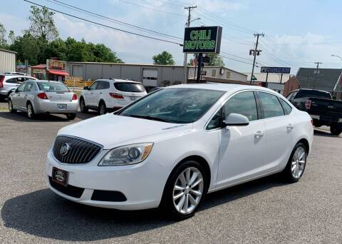2015 Buick Verano for sale at CHILI MOTORS in Mayfield KY