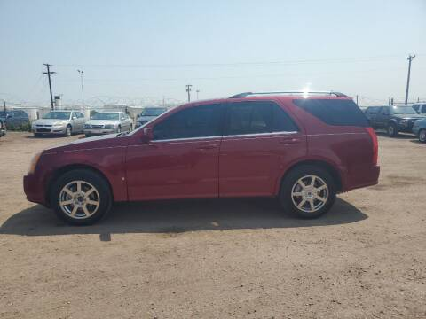 2006 Cadillac SRX for sale at PYRAMID MOTORS - Fountain Lot in Fountain CO