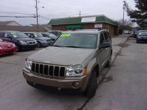 2006 Jeep Grand Cherokee for sale at Auto Sales Sheila, Inc in Louisville KY
