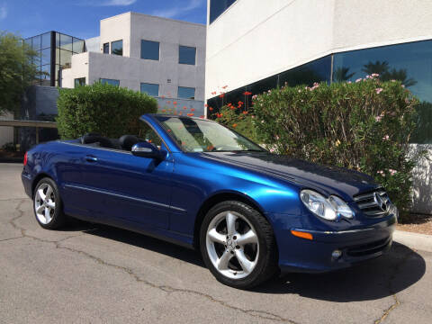 2005 Mercedes-Benz CLK for sale at Nevada Credit Save in Las Vegas NV