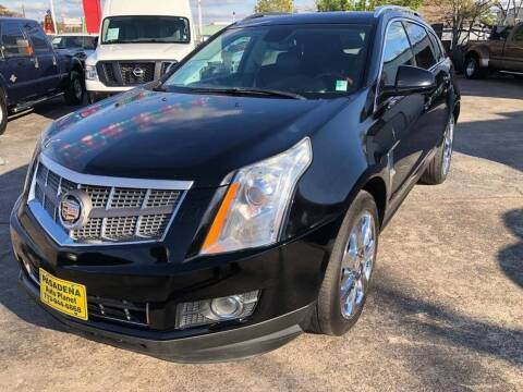 2010 Cadillac SRX for sale at Pasadena Auto Planet in Houston TX