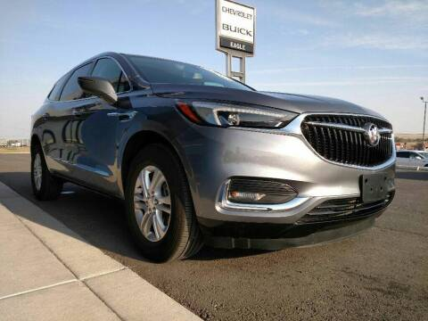 2020 Buick Enclave for sale at Tommy's Car Lot in Chadron NE