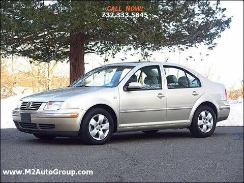 2004 Volkswagen Jetta for sale at M2 Auto Group Llc. EAST BRUNSWICK in East Brunswick NJ