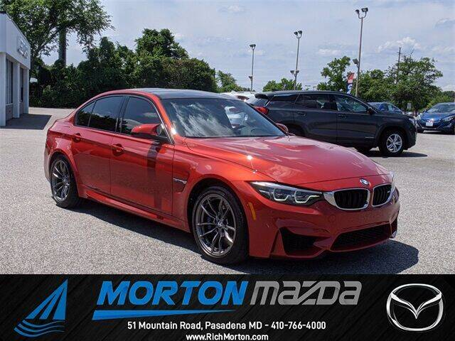 2018 BMW M3 for sale in Pasadena, MD
