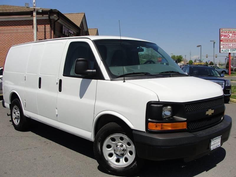 2014 Chevrolet Express Cargo for sale at Perfect Auto in Manassas VA