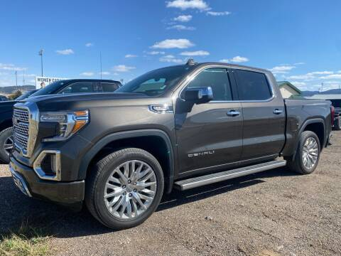 2019 GMC Sierra 1500 for sale at FAST LANE AUTOS in Spearfish SD