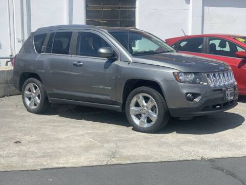 2014 Jeep Compass for sale at C & V Auto Sales & Service in Moses Lake WA