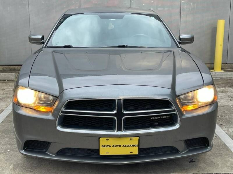 2012 Dodge Charger for sale at Delta Auto Alliance in Houston TX