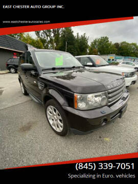 2009 Land Rover Range Rover Sport for sale at EAST CHESTER AUTO GROUP INC. in Kingston NY