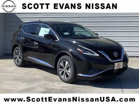 2021 Nissan Murano for sale at Scott Evans Nissan in Carrollton GA