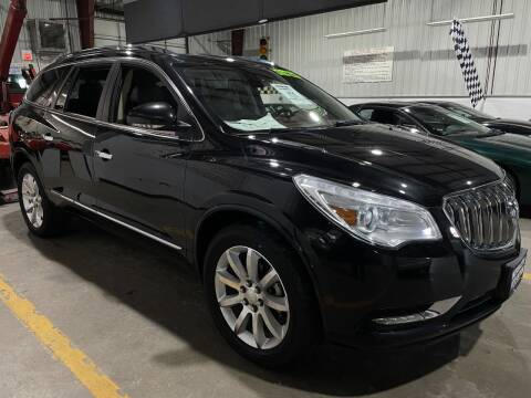2014 Buick Enclave for sale at Motor City Auto Auction in Fraser MI