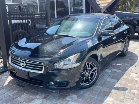 2014 Nissan Maxima for sale at Unique Motors of Tampa in Tampa FL