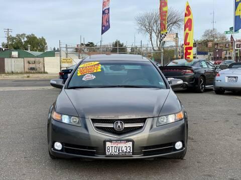 2007 Acura TL for sale at Stark Auto Sales in Modesto CA