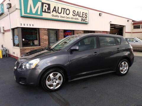 2009 Pontiac Vibe for sale at MR Auto Sales Inc. in Eastlake OH