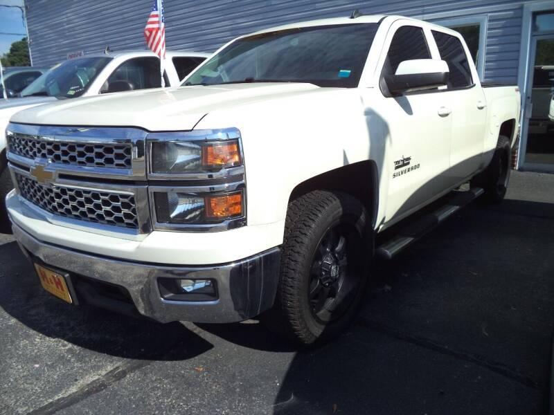 2014 Chevrolet Silverado 1500 for sale at H and H Truck Center in Newport News VA