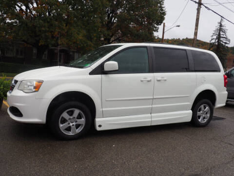 2012 Dodge Grand Caravan for sale at Advantage Auto Sales in Wheeling WV