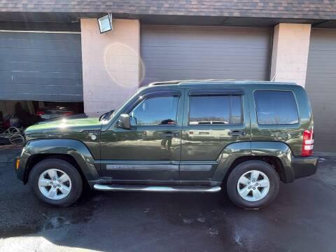 2011 Jeep Liberty for sale at Keyser Autoland llc in Scranton PA