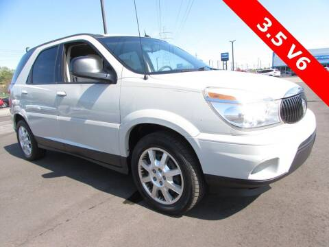 2006 Buick Rendezvous for sale at MATTHEWS HARGREAVES CHEVROLET in Royal Oak MI