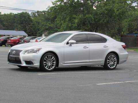 2013 Lexus LS 460 for sale at Access Auto in Kernersville NC