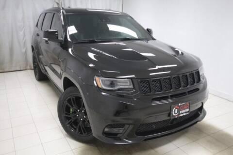 2017 Jeep Grand Cherokee for sale at EMG AUTO SALES in Avenel NJ