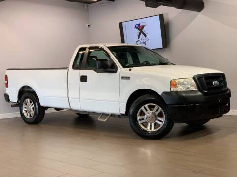 2008 Ford F-150 for sale at TX Auto Group in Houston TX