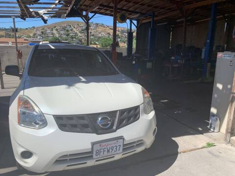 2013 Nissan Rogue for sale at GRAND AUTO SALES - CALL or TEXT us at 619-503-3657 in Spring Valley CA