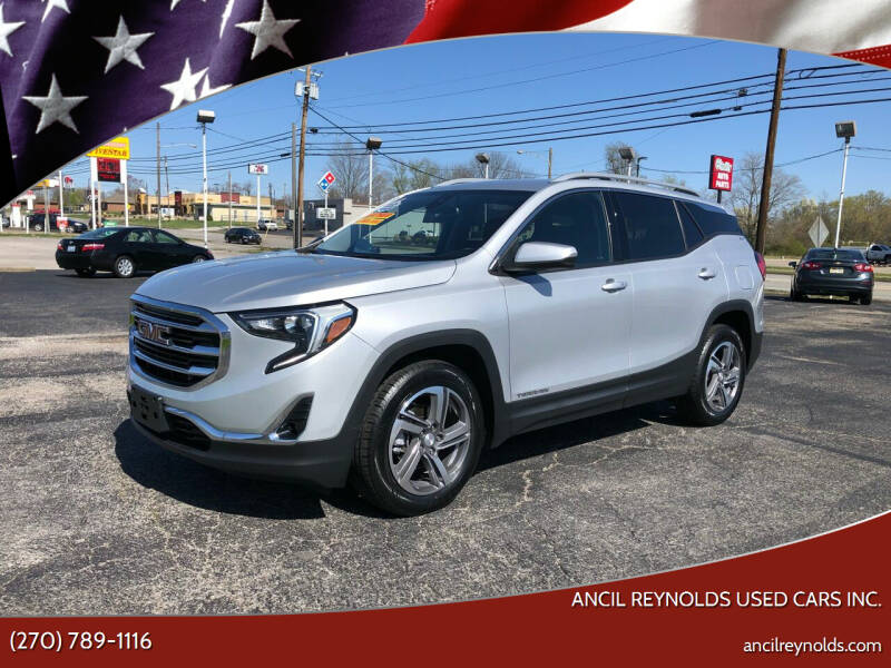 2020 GMC Terrain for sale at Ancil Reynolds Used Cars Inc. in Campbellsville KY