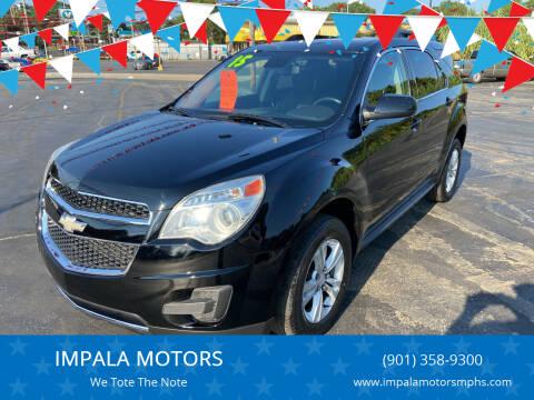 2015 Chevrolet Equinox for sale at IMPALA MOTORS in Memphis TN