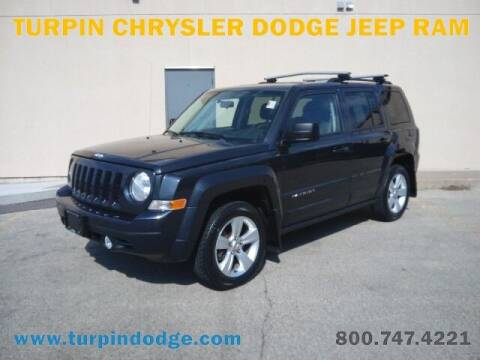 2014 Jeep Patriot for sale at Turpin Dodge Chrysler Jeep Ram in Dubuque IA