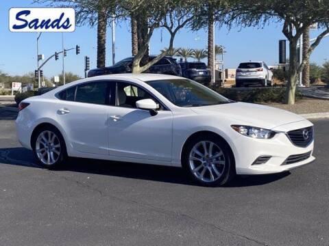 2014 Mazda MAZDA6 for sale at Sands Chevrolet in Surprise AZ
