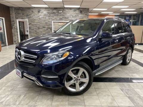 2017 Mercedes-Benz GLE for sale at Sonias Auto Sales in Worcester MA