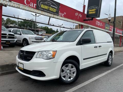 2013 RAM C/V for sale at Manny Trucks in Chicago IL