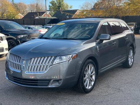 2010 Lincoln MKT for sale at Best of Michigan Auto Sales in Detroit MI