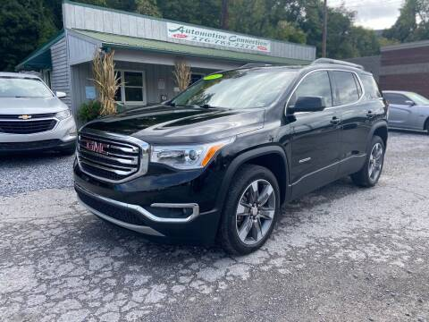 2018 GMC Acadia for sale at THE AUTOMOTIVE CONNECTION in Atkins VA