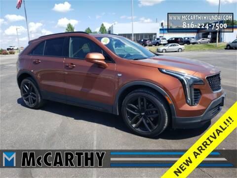 2019 Cadillac XT4 for sale at Mr. KC Cars - McCarthy Hyundai in Blue Springs MO