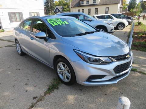 2018 Chevrolet Cruze for sale at Uno's Auto Sales in Milwaukee WI