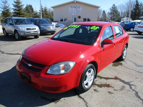 2008 Chevrolet Cobalt for sale at Richfield Car Co in Hubertus WI