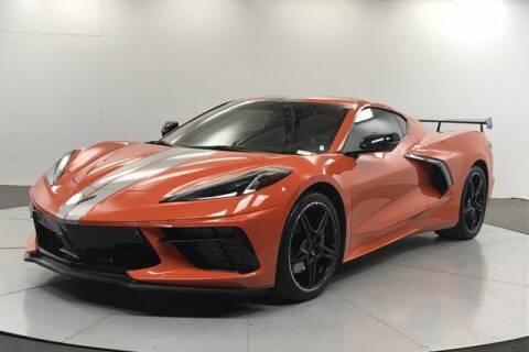 2020 Chevrolet Corvette for sale at Stephen Wade Pre-Owned Supercenter in Saint George UT
